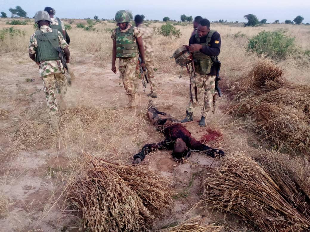 Boko Haram: Troops kill 3 terrorists in Borno